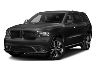 Brilliant Black Crystal Pearlcoat 2016 Dodge Durango Pictures Durango Utility 4D R/T 2WD V8 photos front view