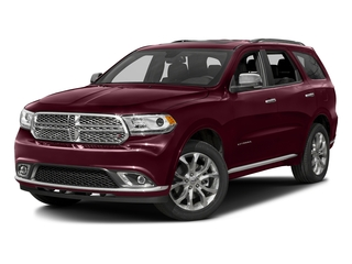 Red Pearl Coat 2016 Dodge Durango Pictures Durango Utility 4D Citadel AWD V6 photos front view