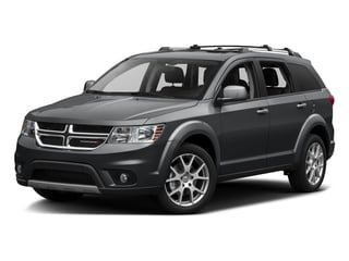 Granite Crystal Metallic Clearcoat 2016 Dodge Journey Pictures Journey Utility 4D R/T AWD V6 photos front view