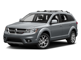 Billet Silver Metallic Clearcoat 2016 Dodge Journey Pictures Journey Utility 4D R/T AWD V6 photos front view