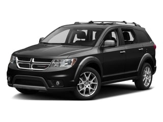 Pitch Black Clearcoat 2016 Dodge Journey Pictures Journey Utility 4D R/T AWD V6 photos front view