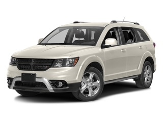 White 2016 Dodge Journey Pictures Journey Utility 4D Crossroad 2WD I4 photos front view