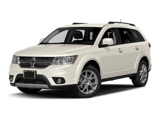 White 2016 Dodge Journey Pictures Journey Utility 4D SXT AWD V6 photos front view