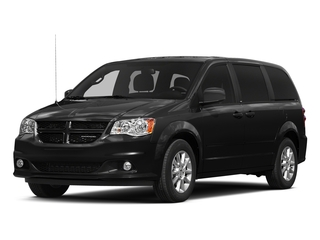 Brilliant Black Crystal Pearlcoat 2016 Dodge Grand Caravan Pictures Grand Caravan Grand Caravan R/T V6 photos front view