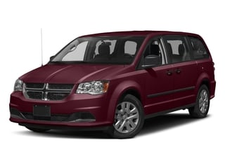 Red Pearlcoat 2016 Dodge Grand Caravan Pictures Grand Caravan Grand Caravan SE V6 photos front view