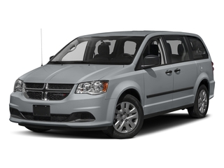 Billet Silver Metallic Clearcoat 2016 Dodge Grand Caravan Pictures Grand Caravan Grand Caravan SE V6 photos front view