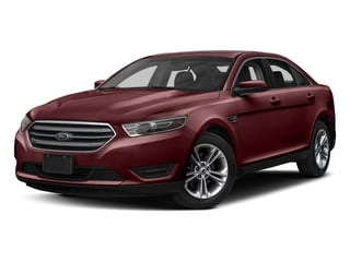 Bronze Fire Metallic Tinted Clearcoat 2016 Ford Taurus Pictures Taurus Sedan 4D SEL EcoBoost I4 Turbo photos front view