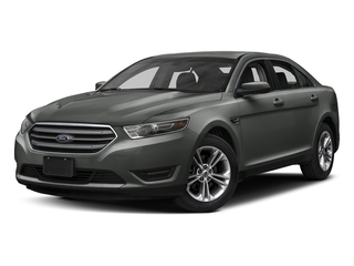 Magnetic Metallic 2016 Ford Taurus Pictures Taurus Sedan 4D SEL EcoBoost I4 Turbo photos front view