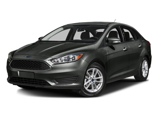 Magnetic 2016 Ford Focus Pictures Focus Sedan 4D S I4 photos front view