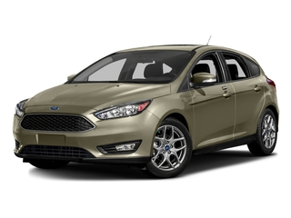 Tectonic 2016 Ford Focus Pictures Focus Hatchback 5D SE EcoBoost I3 Turbo photos front view