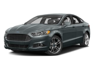 Guard 2016 Ford Fusion Pictures Fusion Sedan 4D Titanium AWD I4 Turbo photos front view