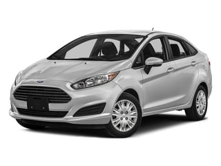 Ingot Silver Metallic 2016 Ford Fiesta Pictures Fiesta Sedan 4D SE I4 photos front view