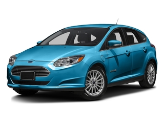 Blue Candy Metallic Tinted Clearcoat 2016 Ford Focus Electric Pictures Focus Electric Hatchback 5D Electric photos front view