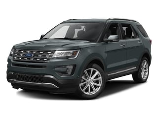 Guard Metallic 2016 Ford Explorer Pictures Explorer Utility 4D Limited 2WD V6 photos front view