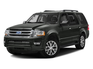 Magnetic Metallic 2016 Ford Expedition Pictures Expedition Utility 4D XLT 4WD V6 Turbo photos front view