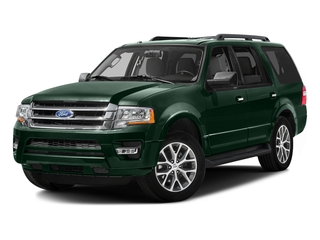 Green Gem Metallic 2016 Ford Expedition Pictures Expedition Utility 4D XLT 4WD V6 Turbo photos front view