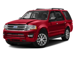 Race Red 2016 Ford Expedition Pictures Expedition Utility 4D XL 4WD V6 Turbo photos front view