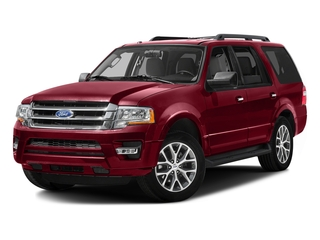Ruby Red Metallic Tinted Clearcoat 2016 Ford Expedition Pictures Expedition Utility 4D XLT 4WD V6 Turbo photos front view