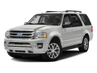Oxford White 2016 Ford Expedition Pictures Expedition Utility 4D XL 2WD V6 Turbo photos front view