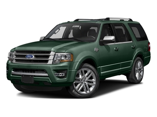 Green Gem Metallic 2016 Ford Expedition Pictures Expedition Utility 4D King Ranch 4WD V6 Turbo photos front view