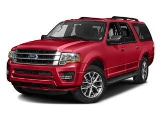 Race Red 2016 Ford Expedition EL Pictures Expedition EL Utility 4D XL 4WD V6 Turbo photos front view