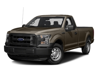 Caribou Metallic 2016 Ford F-150 Pictures F-150 Regular Cab XL 4WD photos front view