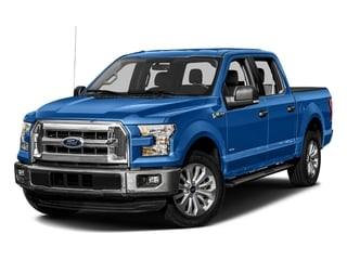 Blue Flame Metallic 2016 Ford F-150 Pictures F-150 Crew Cab XLT 2WD photos front view