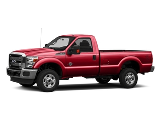 Race Red 2016 Ford Super Duty F-350 DRW Pictures Super Duty F-350 DRW Regular Cab XLT 2WD photos front view