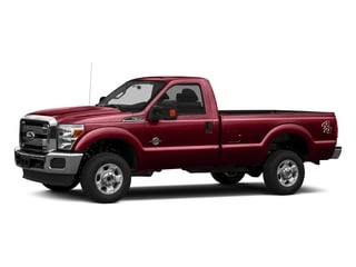 Ruby Red Metallic Tinted Clearcoat 2016 Ford Super Duty F-350 DRW Pictures Super Duty F-350 DRW Regular Cab XLT 2WD photos front view
