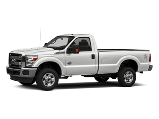 Oxford White 2016 Ford Super Duty F-350 DRW Pictures Super Duty F-350 DRW Regular Cab XLT 2WD photos front view
