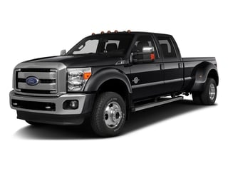 Shadow Black 2016 Ford Super Duty F-350 DRW Pictures Super Duty F-350 DRW Crew Cab Lariat 2WD photos front view