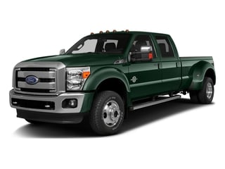 Green Gem Metallic 2016 Ford Super Duty F-350 DRW Pictures Super Duty F-350 DRW Crew Cab XL 2WD photos front view