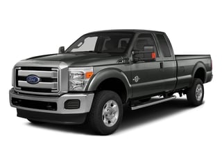 Magnetic Metallic 2016 Ford Super Duty F-350 DRW Pictures Super Duty F-350 DRW Supercab Lariat 2WD photos front view