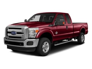 Ruby Red Metallic Tinted Clearcoat 2016 Ford Super Duty F-350 DRW Pictures Super Duty F-350 DRW Supercab Lariat 2WD photos front view