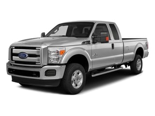 Ingot Silver Metallic 2016 Ford Super Duty F-350 DRW Pictures Super Duty F-350 DRW Supercab XLT 4WD photos front view