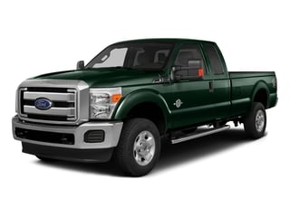 Green Gem Metallic 2016 Ford Super Duty F-350 DRW Pictures Super Duty F-350 DRW Supercab XLT 2WD photos front view