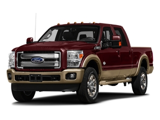 Bronze Fire Metallic 2016 Ford Super Duty F-250 SRW Pictures Super Duty F-250 SRW Crew Cab King Ranch 2WD photos front view