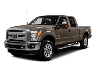 Caribou Metallic 2016 Ford Super Duty F-250 SRW Pictures Super Duty F-250 SRW Crew Cab XL 4WD photos front view