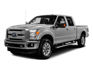 Ingot Silver Metallic 2016 Ford Super Duty F-250 SRW Pictures Super Duty F-250 SRW Crew Cab XL 4WD photos front view