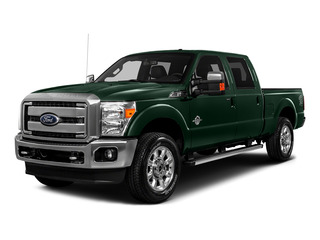 Green Gem Metallic 2016 Ford Super Duty F-250 SRW Pictures Super Duty F-250 SRW Crew Cab XL 4WD photos front view