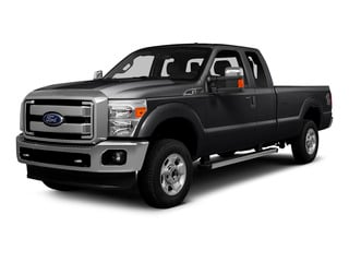 Shadow Black 2016 Ford Super Duty F-250 SRW Pictures Super Duty F-250 SRW Supercab XLT 2WD photos front view