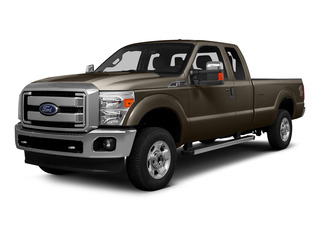 Caribou Metallic 2016 Ford Super Duty F-250 SRW Pictures Super Duty F-250 SRW Supercab XLT 2WD photos front view