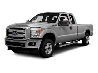 Ingot Silver Metallic 2016 Ford Super Duty F-250 SRW Pictures Super Duty F-250 SRW Supercab XLT 2WD photos front view