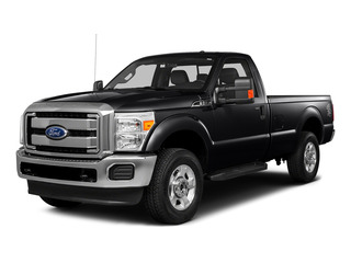 Shadow Black 2016 Ford Super Duty F-250 SRW Pictures Super Duty F-250 SRW Regular Cab XL 2WD photos front view