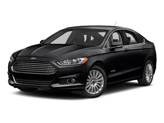 Shadow Black 2016 Ford Fusion Pictures Fusion Sedan 4D S I4 Hybrid photos front view