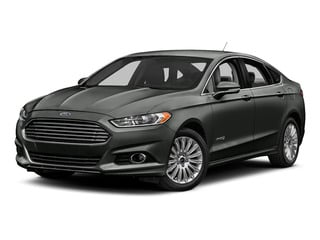 Magnetic 2016 Ford Fusion Pictures Fusion Sedan 4D S I4 Hybrid photos front view