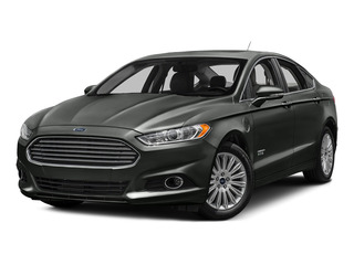 Magnetic 2016 Ford Fusion Energi Pictures Fusion Energi Sedan 4D SE Energi I4 Hybrid photos front view