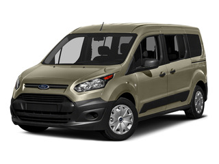 Tectonic Silver Metallic 2016 Ford Transit Connect Wagon Pictures Transit Connect Wagon Extended Passenger Van XLT photos front view