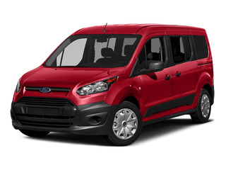 Race Red 2016 Ford Transit Connect Wagon Pictures Transit Connect Wagon Extended Passenger Van XL photos front view