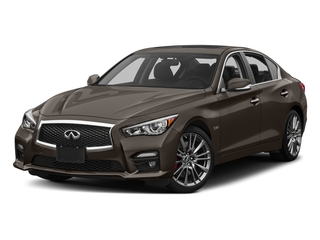 Chestnut Bronze 2016 INFINITI Q50 Pictures Q50 Sedan 4D 3.0T Red Sport AWD V6 Turbo photos front view